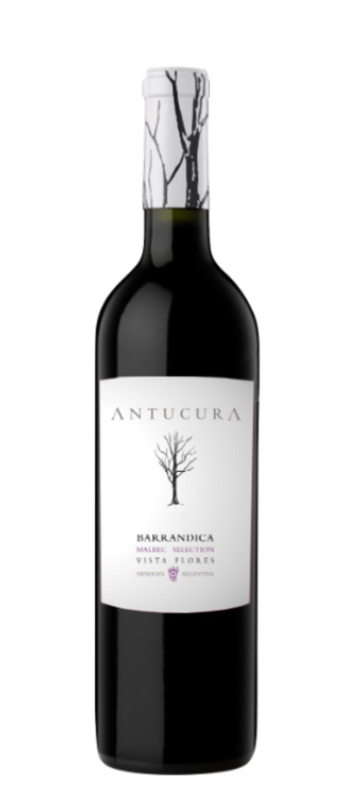 Bodega Antucura Barrandica - 2018 -Mendoza - ROUGE
