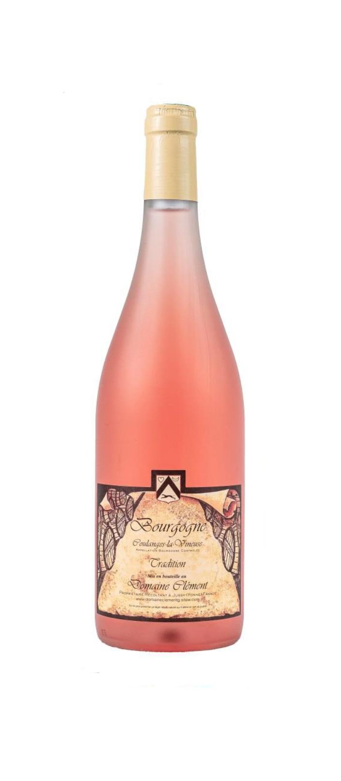 Domaine Clément Guillaume «  Tradition »  Rosé 2018