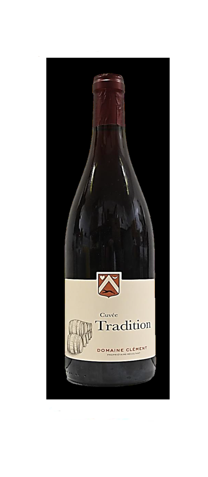 Domaine Clément Guillaume «Tradition» Rouge 2015