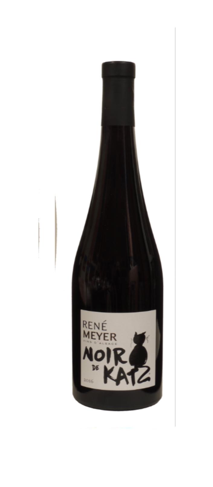 Rouge d'Alsace - Noir de Katz - Pinot Noir - Vieilles Vignes 2019