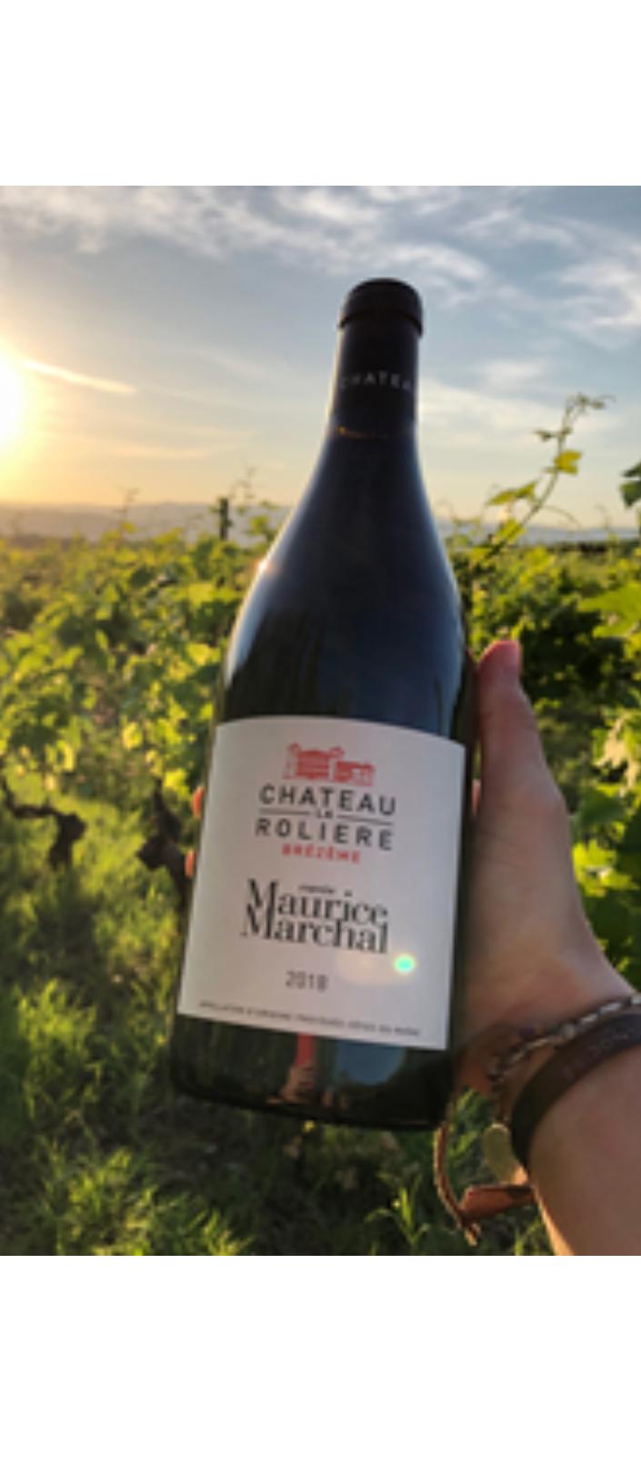 Château La Rolière Rouge « Maurice Marchal » 2018