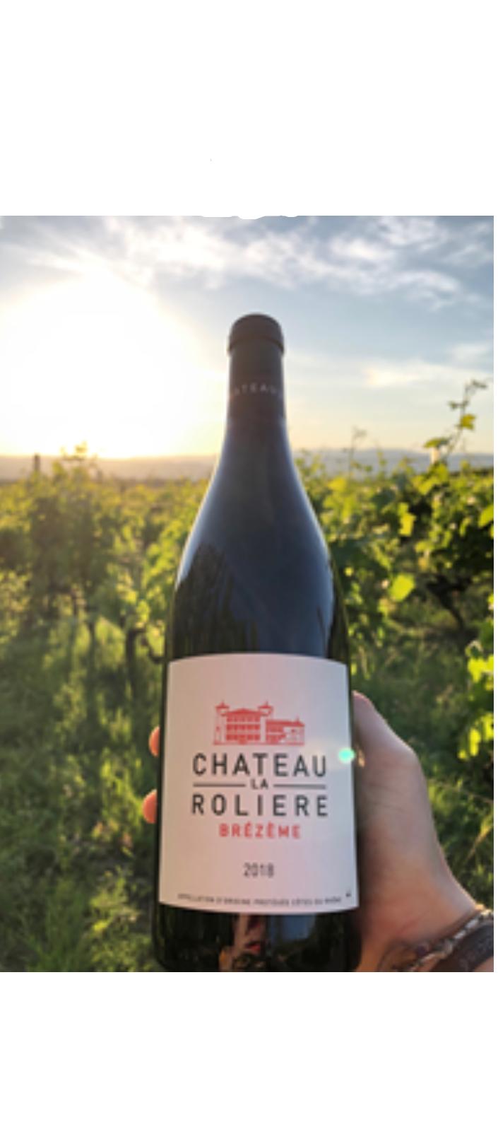 Château La Rolière Tradition Rouge 2018