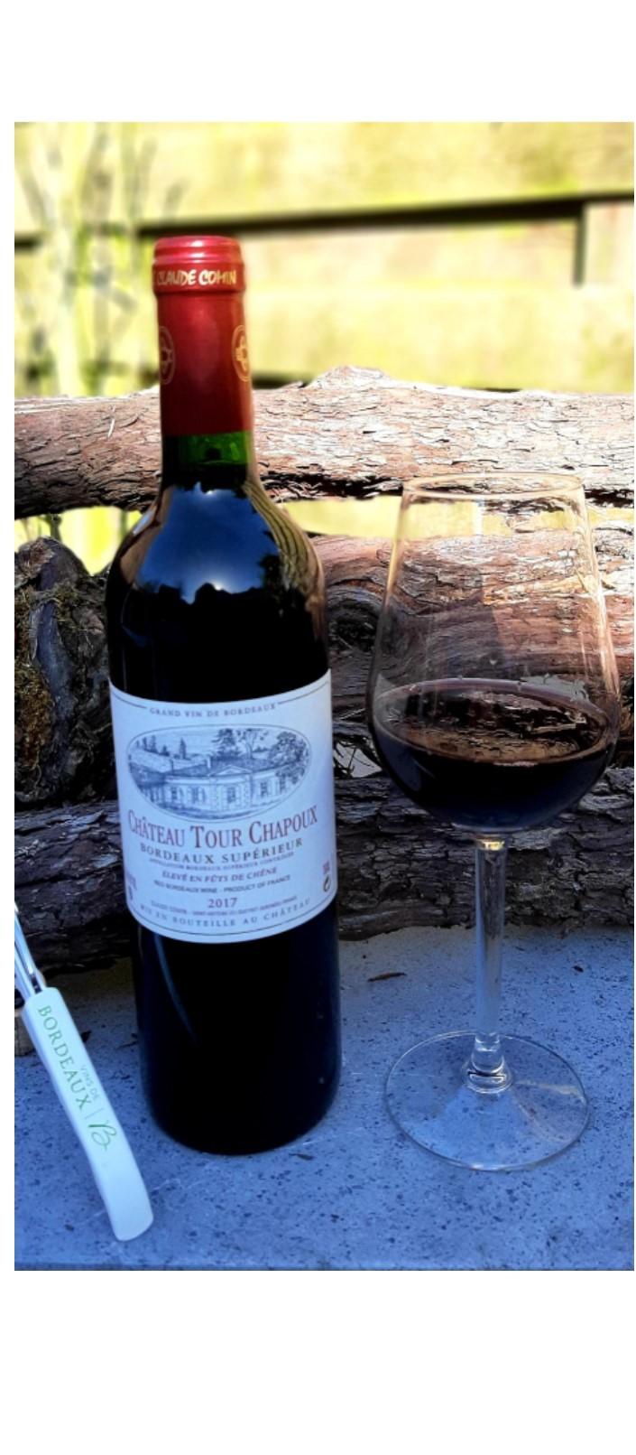 Bordeaux supérieur 2017