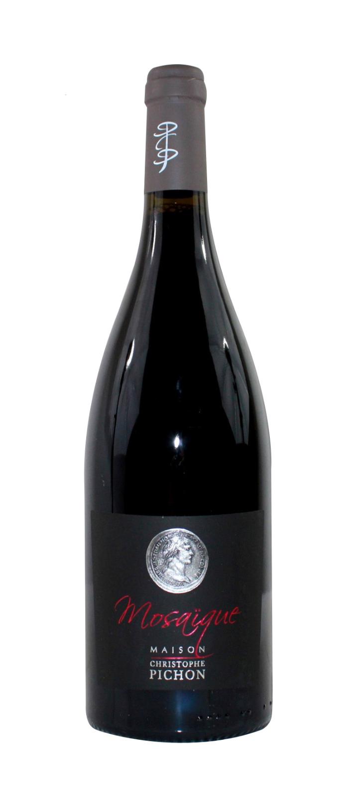 Syrah « Mosaïque » Vin de Seyssuel 2019