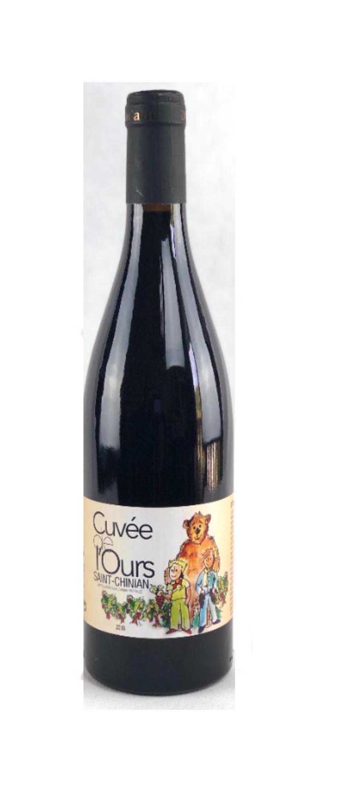 AOC Rouge 2016 - Cuvée de L'Ours