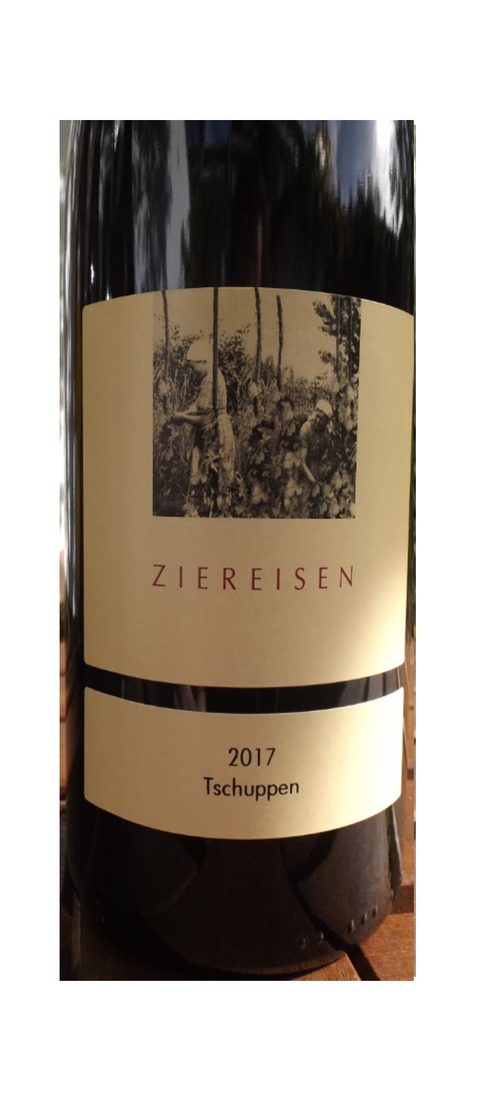 Weingut Ziereisen /Bade - Tschuppen 2017 Pinot Noir