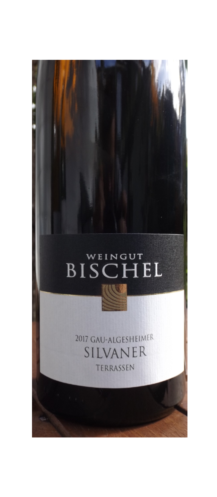 Weingut Bischel/ Hesse Rhénane - Silvaner Terrassen  2017 sec