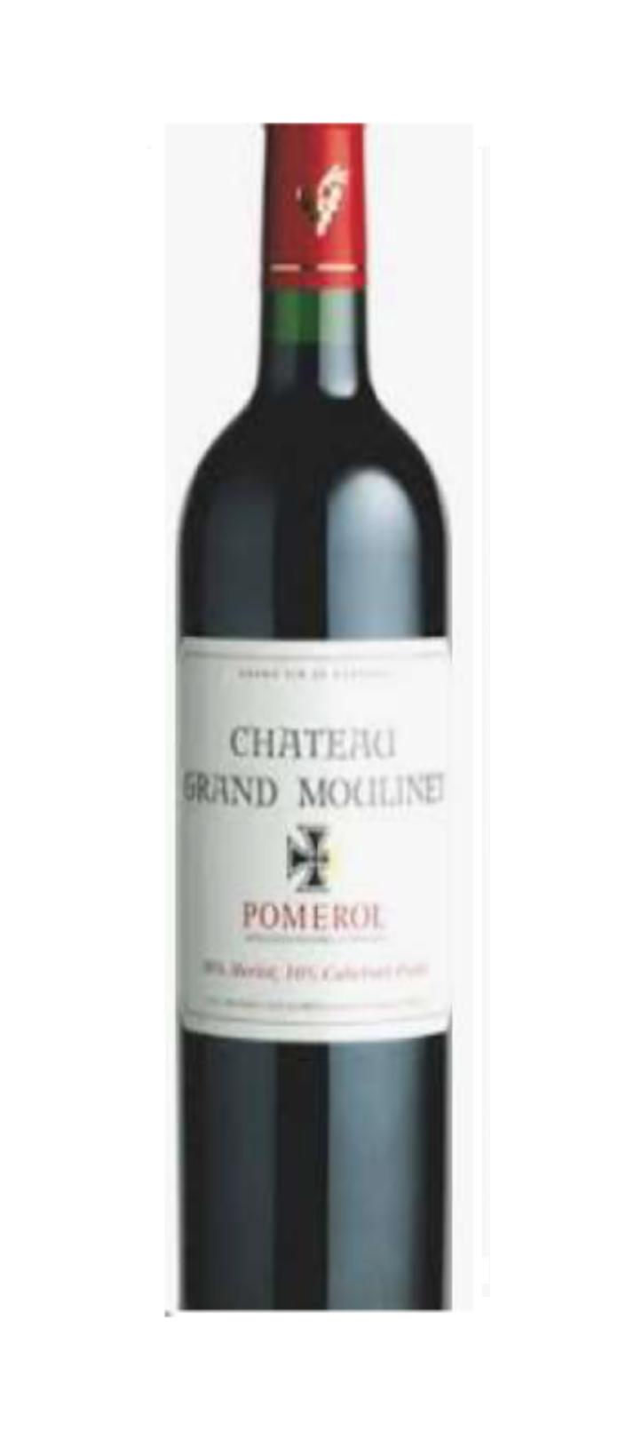Château Grand Moulinet 2018