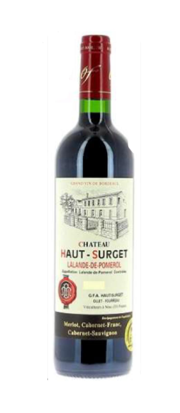 Château Haut Surget 2016