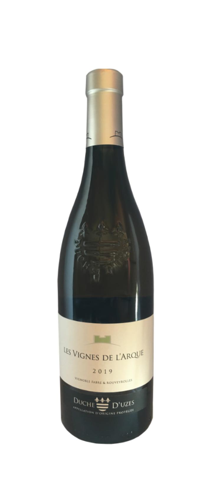 Blanc Duché d'Uzès (Viognier, Grenache blanc et Roussane)  - 2019 - BLANC