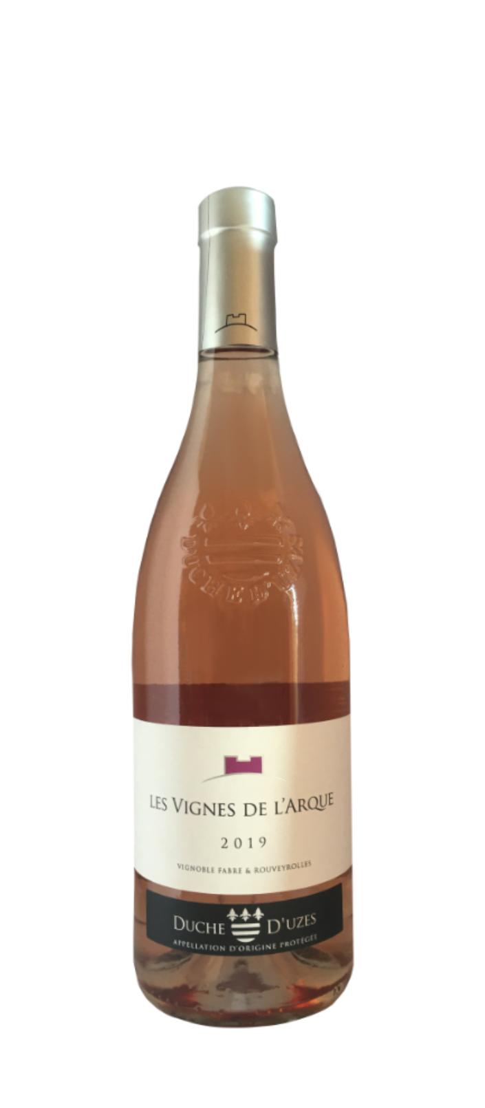 Duché d'Uzès - Rosé Duché d'Uzès (Syrah, Grenache) - 2019 - ROSE