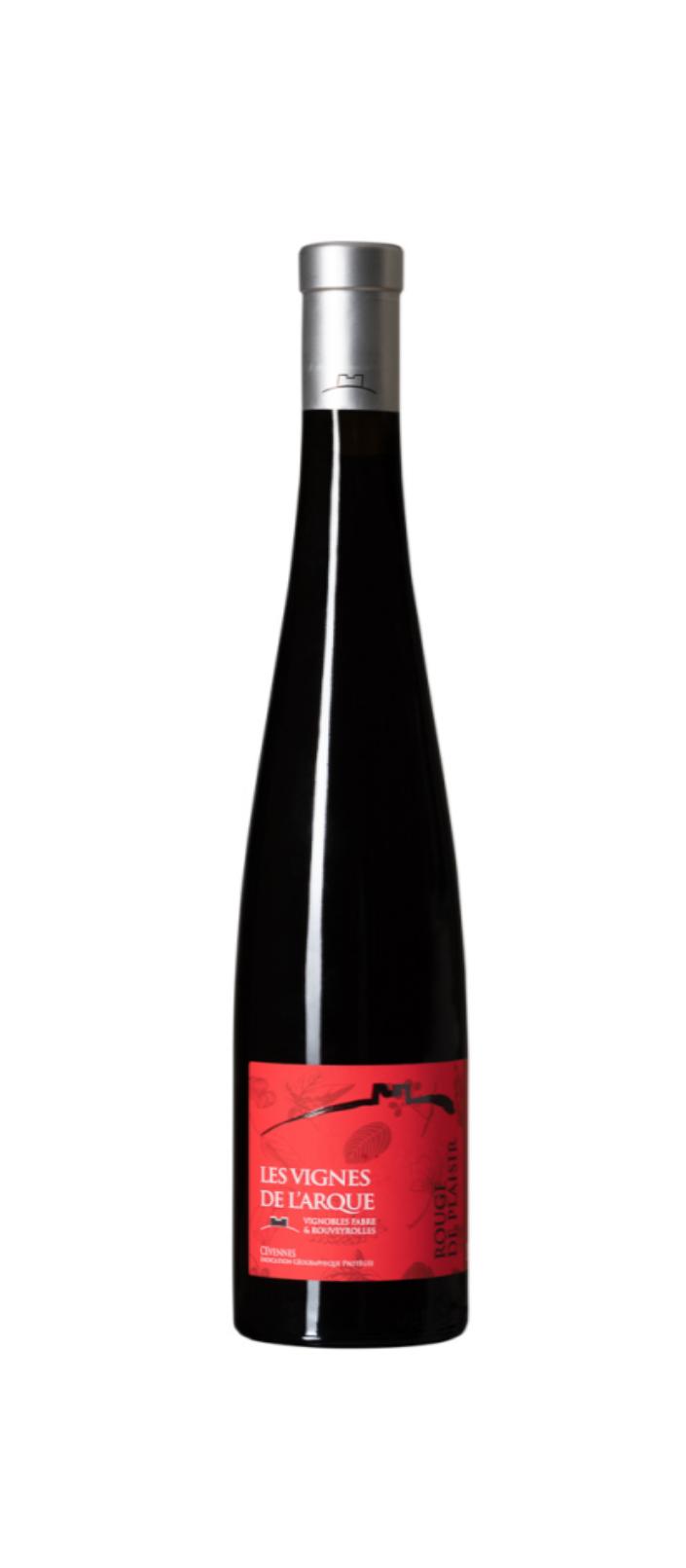 Vin doux - Rouge de Plaisir (Grenache noir) - 2019 - ROUGE