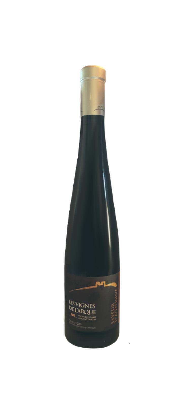 Vin doux - Saveur d'Automne  (Viognier récolté tardivement) - 2019 - BLANC